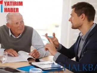 Halkbank Mutlu Emekli Kredisi 2018