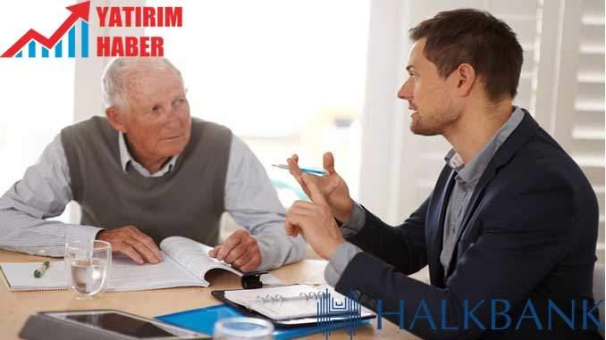 Halkbank Mutlu Emekli Kredisi 2019