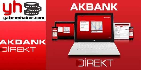 akbank internet şifresi alma