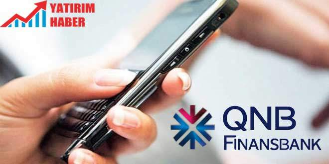 qnb finansbank kredi başvurusu sms