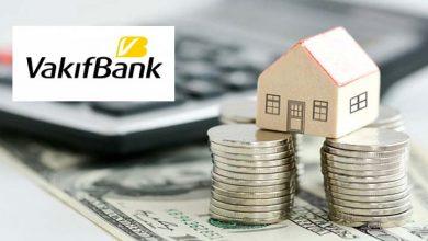 Vakıfbank İpotekli İhtiyaç Kredisi 2019