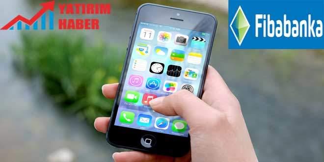 Fibabanka kredi başvurusu sms