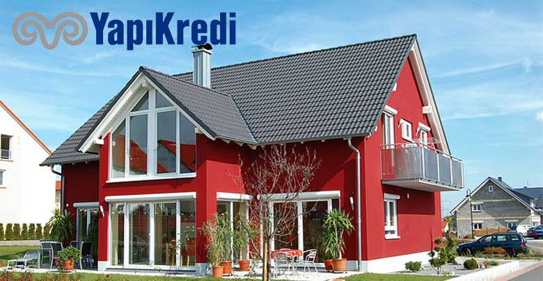 Yapı Kredi Ev Kredisi Faiz Oranları 2020