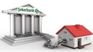 Şekerbank İpotekli Kredi 2020