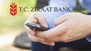 Ziraat Bankası Kredi Başvurusu Sms 2020