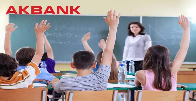 Akbank Öğrenciye İhtiyaç Kredisi 2019