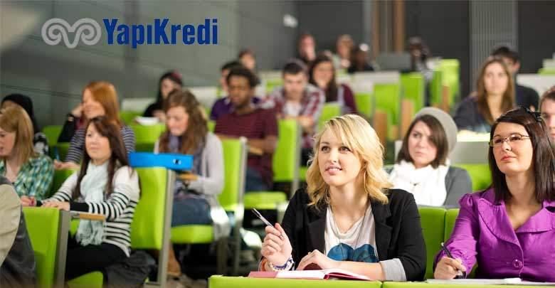Yapı Kredi Eğitim Kredisi Başvuru 2020 Öğrenim