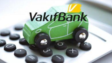 Vakıfbank araç ipotekli kredi 2020