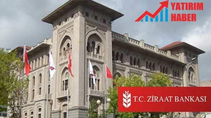 Ziraat Bankası İhtiyaç Kredisi 2019