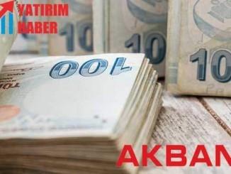 Akbank 3 ay taksit ertelemeli ihtiyaç kredisi