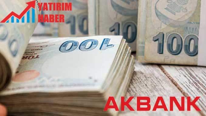 Akbank 3 ay taksit ertelemeli ihtiyaç kredisi 2019