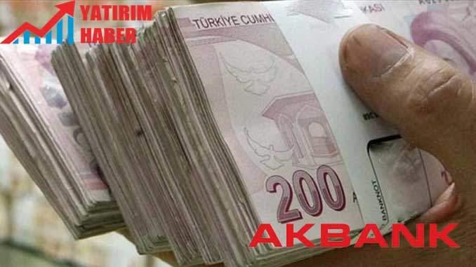 Akbank Vadeli Mevduat Faiz Oranları 2019