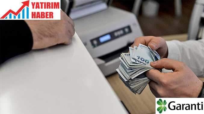 Garanti Bankası Vadeli Mevduat Faiz Oranları 2019