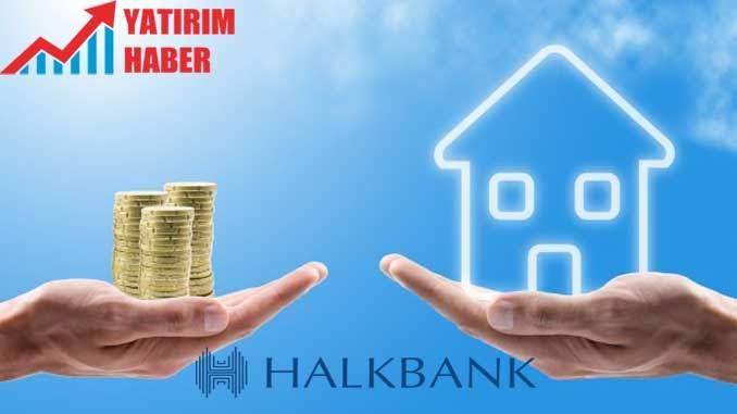 Halkbank Konut Kredisi Yapılandırma 2019 (Refinansman)