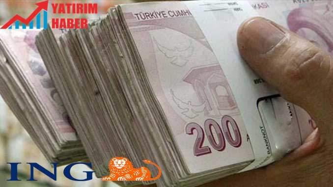 ING Bank Vadeli Mevduat Faiz Oranları 2019