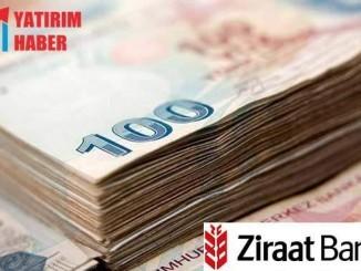 Ziraat Bankası Tüketici Kredisi Yapılandırma 2018