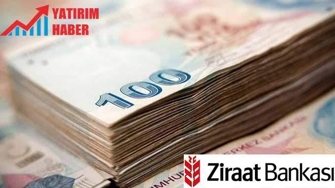 Ziraat Bankası Kredi Yapılandırma 2019