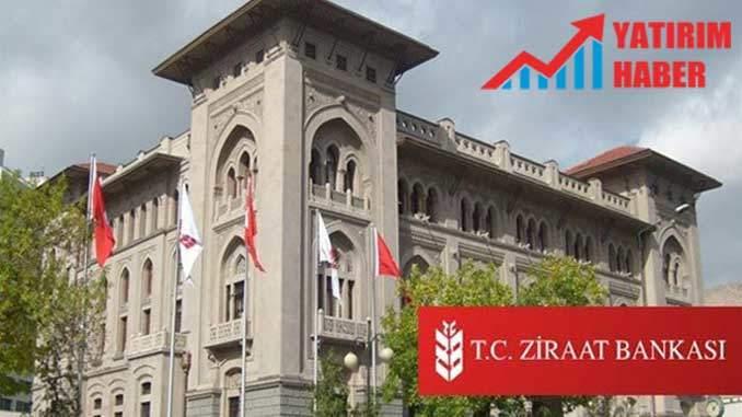 Ziraat Bankası Vadeli Mevduat Faiz Oranları 2019