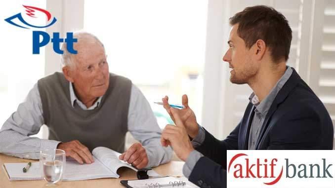 Ptt Aktifbank İhtiyaç Kredisi