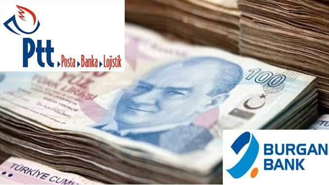 Burgan PTT İhtiyaç Kredisi