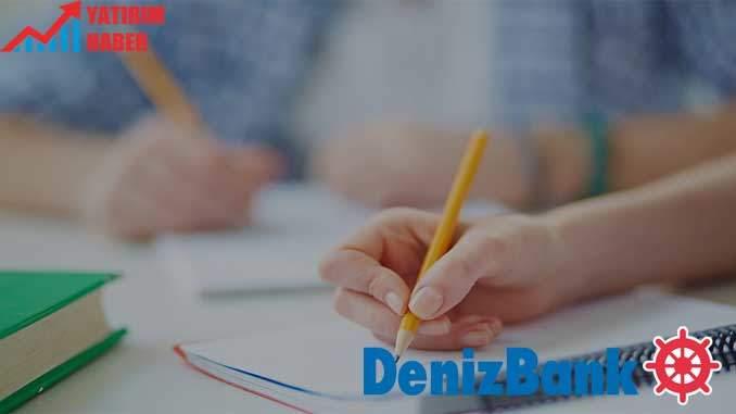 Photo of Denizbank Eğitim Kredisi 2019 (5 Yıl Vadeli)