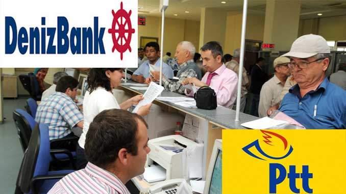 Denizbank-PTT Kredi Başvurusu