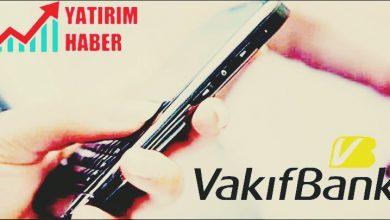 Photo of Vakıfbank 5724 Sms Servisi ile Kredi Başvurusu