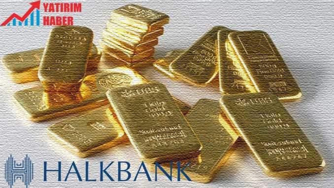 Halk Bankası altın hesabı 2018