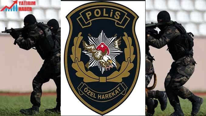 Polis Özel Harekat Maaşları 2019