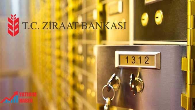 Photo of Ziraat Bankası Kiralık Kasa Fiyatları 2019