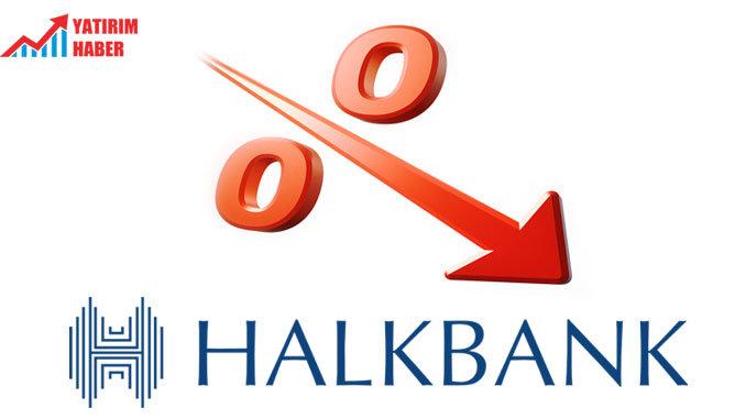 Halkbank 0,98 Faizli Konut Kredisi