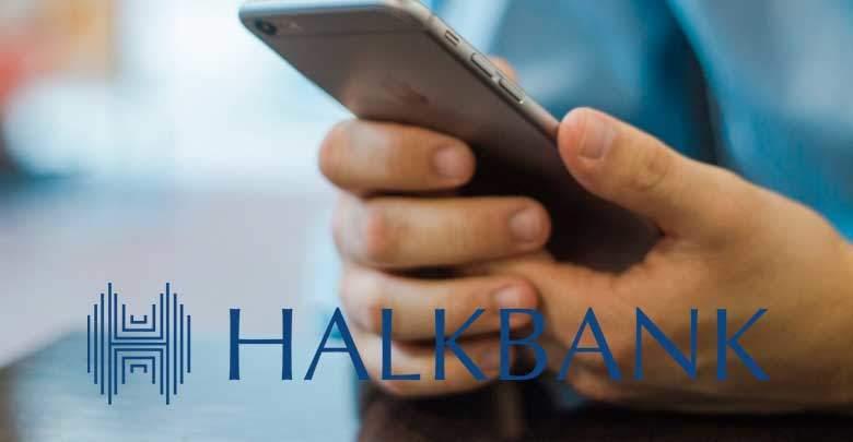 Halkbank şifre alma