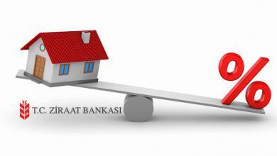 Photo of Ziraat Bankası Konut Kredisi Faiz Oranları 2020 MAYIS (Hesaplama)