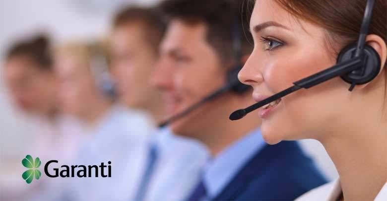 Garanti Müşteri Hizmetleri Telefon Numaraları