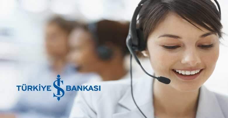 iş bankası müşteri hizmetlerine bağlanma 2020