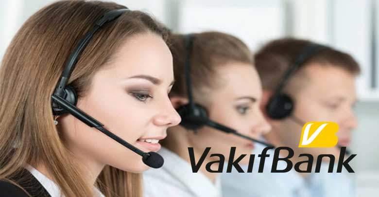 Vakıfbank müşteri hizmetleri kısa yol