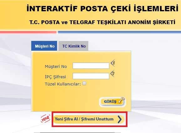 PTT Bank İnternet Bankacılığı