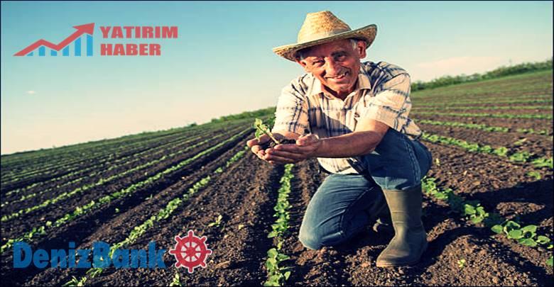 Denizbank Çiftçi Kredisi Başvurusu SMS