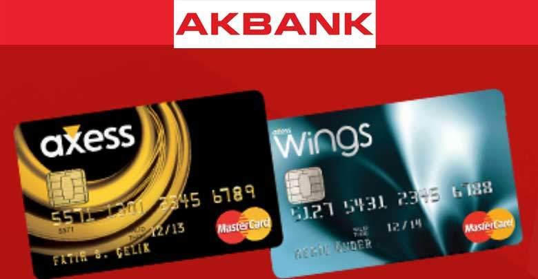 kredi kartı başvurusu akbank 2020