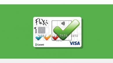 Photo of Garanti Bankası Aidatsız Kredi Kartı (Bonus Flexi)