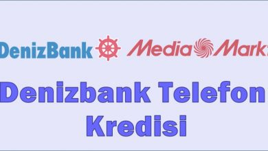 Photo of Media Markt Denizbank Telefon Kredisi (60 Ay Vadeli)