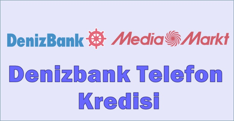 media markt denizbank kredi başvurusu sms numarasi - media markt kredi sorgulama sms