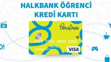 Photo of Halkbank Öğrenci Kredi Kartı (Parafree)