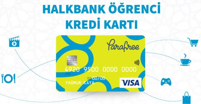 Halkbank Öğrenci Kartı