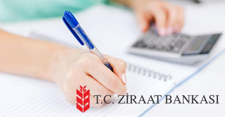 Ziraat Bankası kredi kartı borç yapılandırma 2019