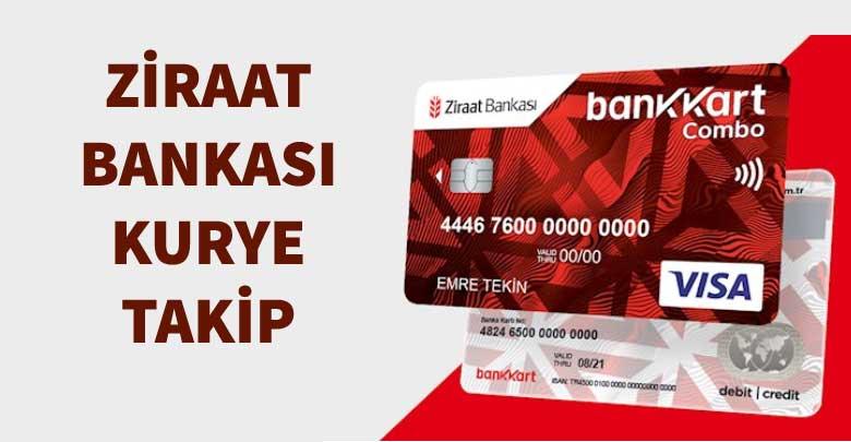 Ziraat Kartım Nerede? Ziraat Bankası Kart Takip