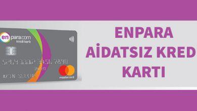 Photo of Enpara Kredi Kartı İncelemesi 2020 (En Avantajlı Kart)