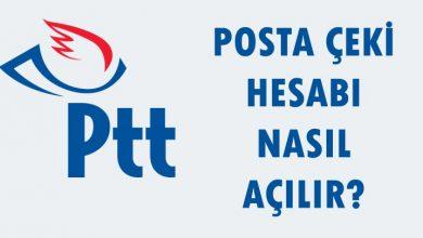 Ptt Bank Hesap Açma PTT Üye Ol