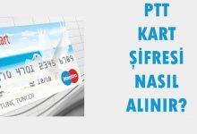 PTT Kart Giriş