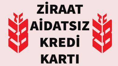 Photo of Ziraat Bankası Aidatsız Kredi Kartı (Başvuru ve Özellikler)